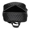 Městský batoh s prošíváním bata, černá, 961-6923 - 15