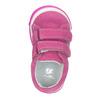 Růžové dívčí tenisky z kůže bubblegummers, 123-5607 - 15
