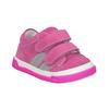 Růžové dívčí tenisky z kůže bubblegummers, 123-5607 - 13