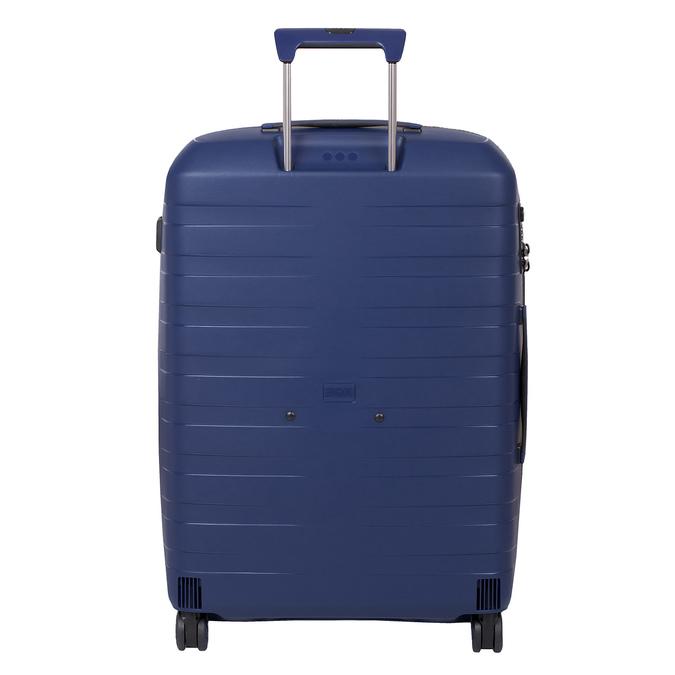 Modrý cestovní kufr na kolečkách roncato, modrá, 960-9610 - 26