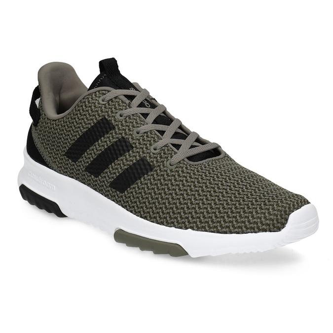 Pánské khaki tenisky adidas, khaki, 809-7201 - 13