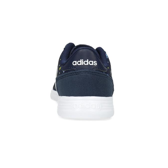 Dětské tenisky s vesmírným potiskem adidas, modrá, 109-9388 - 15