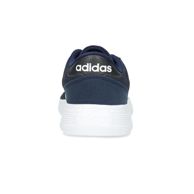 Modré chlapecké tenisky sportovního střihu adidas, modrá, 309-9388 - 15
