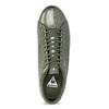 Lesklé dámské khaki tenisky le-coq-sportif, khaki, 501-7305 - 17