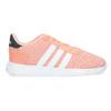Dívčí světle růžové tenisky adidas, růžová, 109-5388 - 19