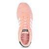 Dívčí tenisky v lososovém odstínu adidas, růžová, 409-5388 - 17