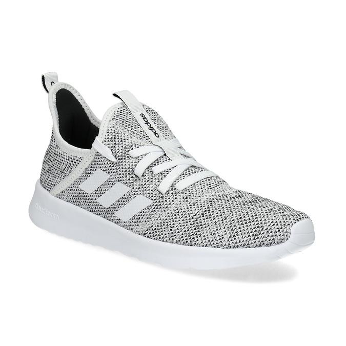 Tenisky s vykrojením v patní části adidas, šedá, 509-2569 - 13
