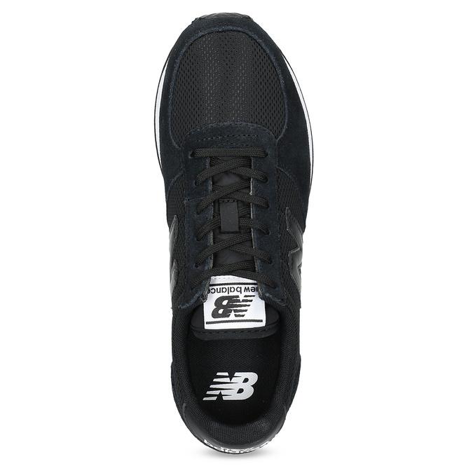 Černé dámské tenisky sportovního střihu new-balance, černá, 509-6871 - 17