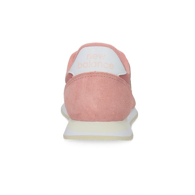 Růžové dámské tenisky new-balance, růžová, 509-5871 - 15