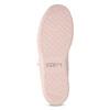 Růžové kožené tenisky se saténovou mašlí puma, růžová, 503-5738 - 18