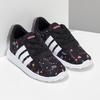 Dětské tenisky s barevným potiskem adidas, černá, 109-6388 - 26