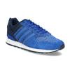 Modré kožené tenisky Adidas adidas, modrá, 803-9293 - 13