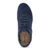 Pánské ležérní tenisky modré geox, modrá, 849-9002 - 17