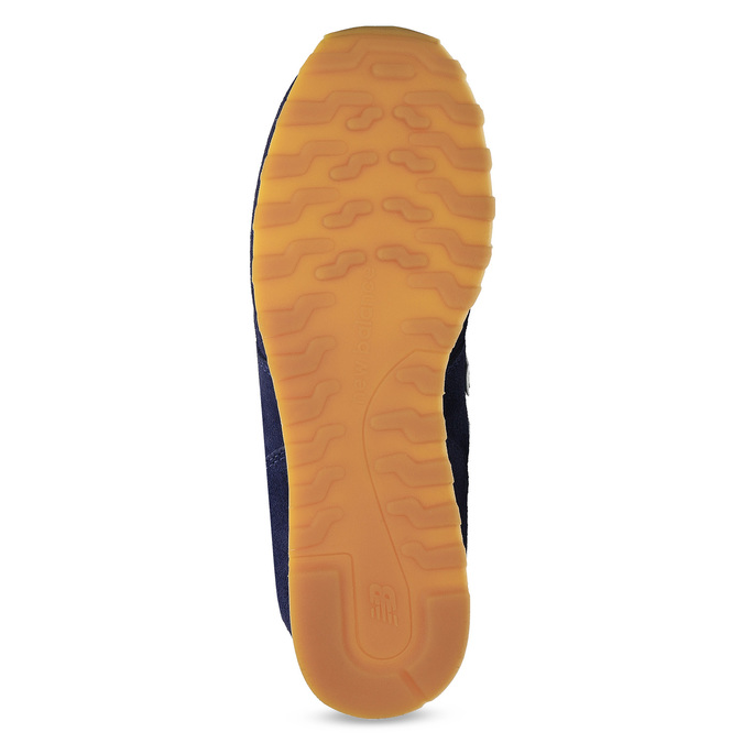 Pánské kožené tenisky New Balance modré new-balance, modrá, 803-9207 - 18