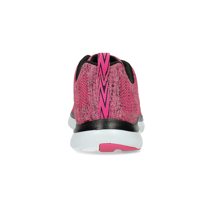 Růžové tenisky Skechers skechers, růžová, 509-5530 - 15