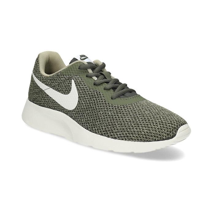 Pánské khaki tenisky Nike nike, zelená, khaki, 809-3645 - 13