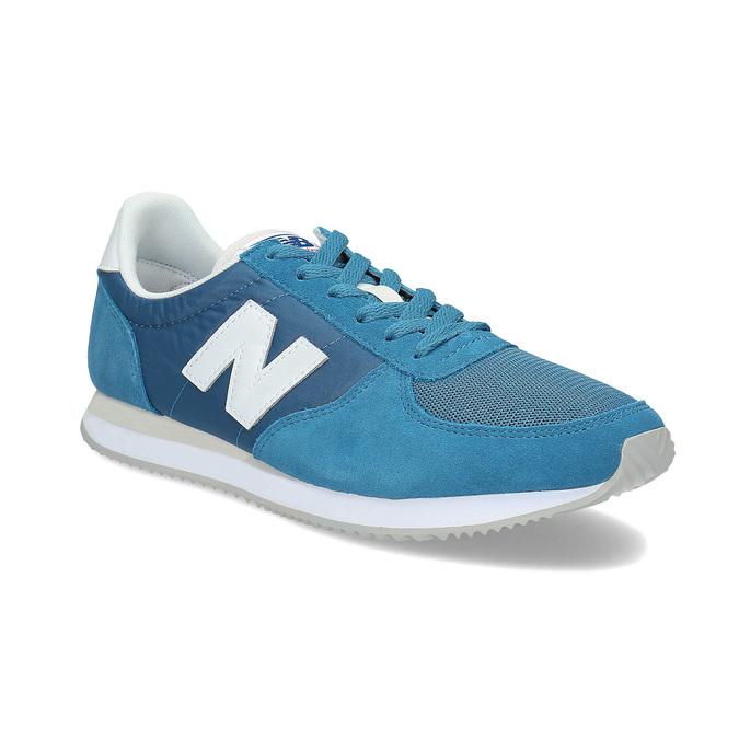 New Balance pánské tyrkysové new-balance, modrá, 809-9320 - 13