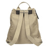Textilní batoh s kapsami bata, béžová, 969-8685 - 16