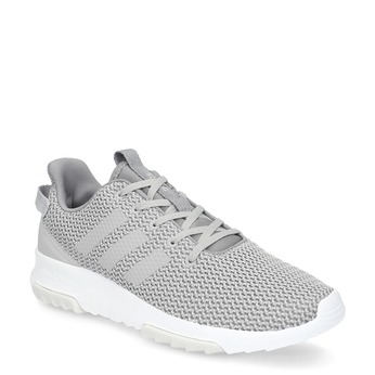 Pánské šedé tenisky adidas, šedá, 809-2601 - 13