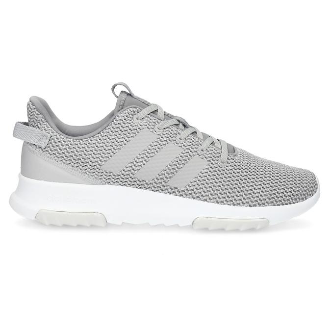 Pánské šedé tenisky adidas, šedá, 809-2601 - 19