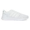 Bílé dámské tenisky s krajkou adidas, bílá, 509-1112 - 19
