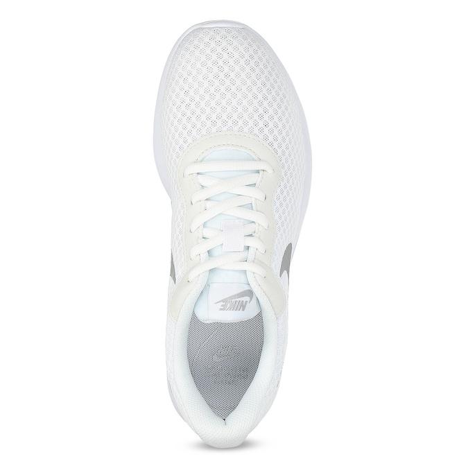 Bílé dámské tenisky nike, bílá, 509-1357 - 17