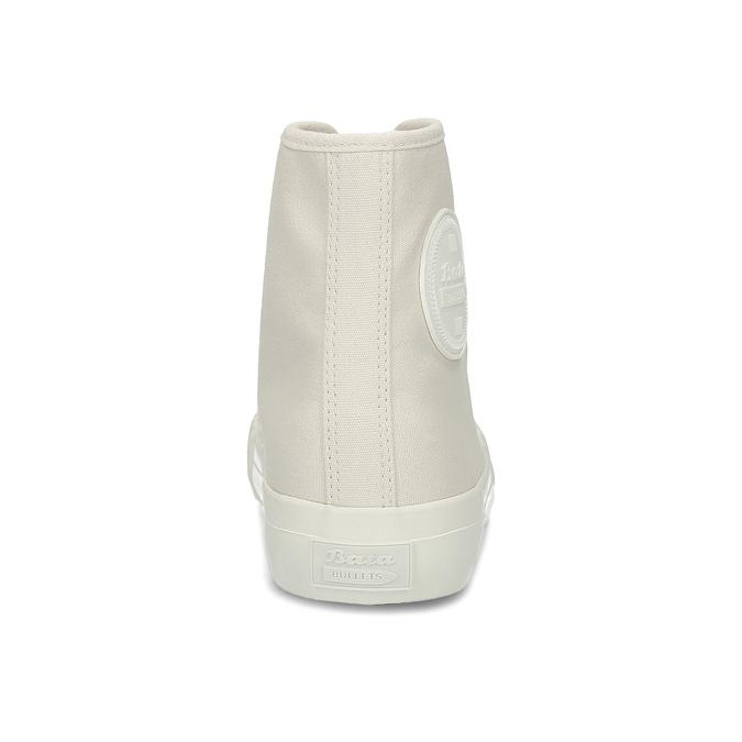 Dámské kotníčkové tenisky s gumovou špičkou bata-bullets, béžová, 589-1330 - 15
