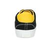 Černé tenisky se žlutými detaily bata-hotshot, černá, 889-8245 - 15
