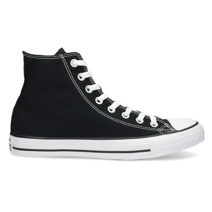 Dámské kotníčkové tenisky converse, černá, 589-6278 - 19