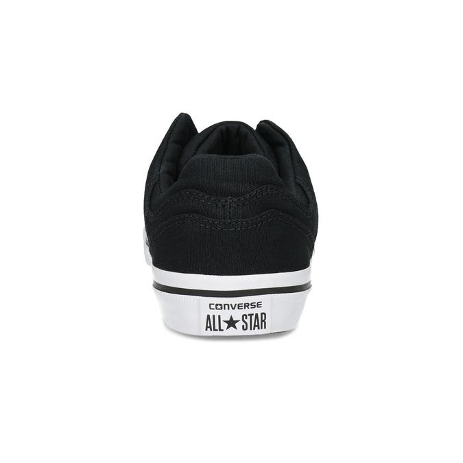 Černé pánské tenisky converse, černá, 889-6259 - 15