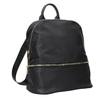 Malý černý batůžek bata, černá, 969-6688 - 13