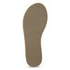 Dámské kožené žabky béžové bata, béžová, 566-2645 - 18