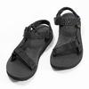 Černé dámské sandály v Outdoor stylu teva, černá, 569-6535 - 16