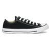 Dámské černé tenisky s gumovou špičkou converse, černá, 589-6279 - 19