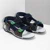Chlapecké sandály ve sportovním stylu mini-b, modrá, 461-9607 - 26