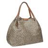 Dámská kabelka se vzorem bata, vícebarevné, 969-6196 - 13