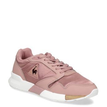 Růžové tenisky sportovního střihu le-coq-sportif, růžová, 509-5304 - 13