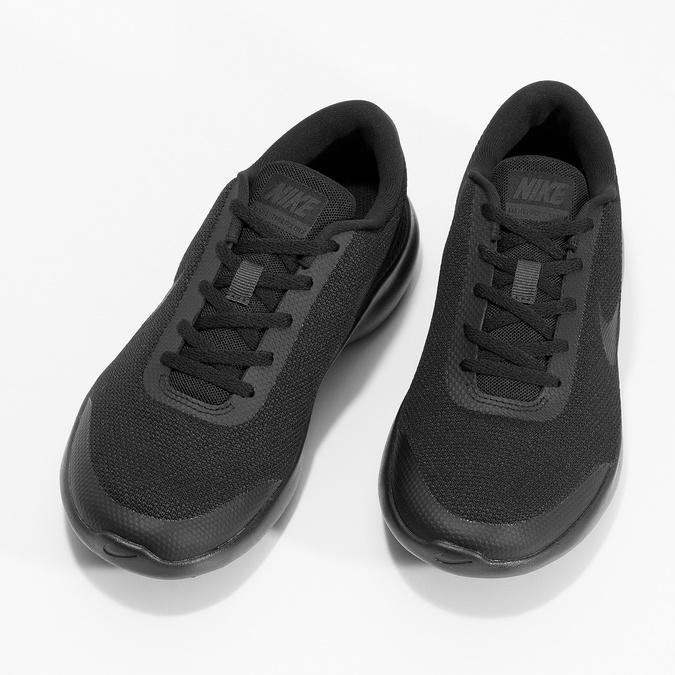 Černé dámské tenisky ve sportovním stylu nike, černá, 509-6850 - 16