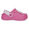 Dívčí sandály se žabičkou růžové coqui, růžová, 272-5651 - 19
