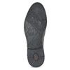 Chukka boots z broušené šedé kůže bugatti, šedá, 823-2015 - 18