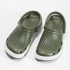 Pánské sandály typu Clogs khaki coqui, khaki, 872-7656 - 16