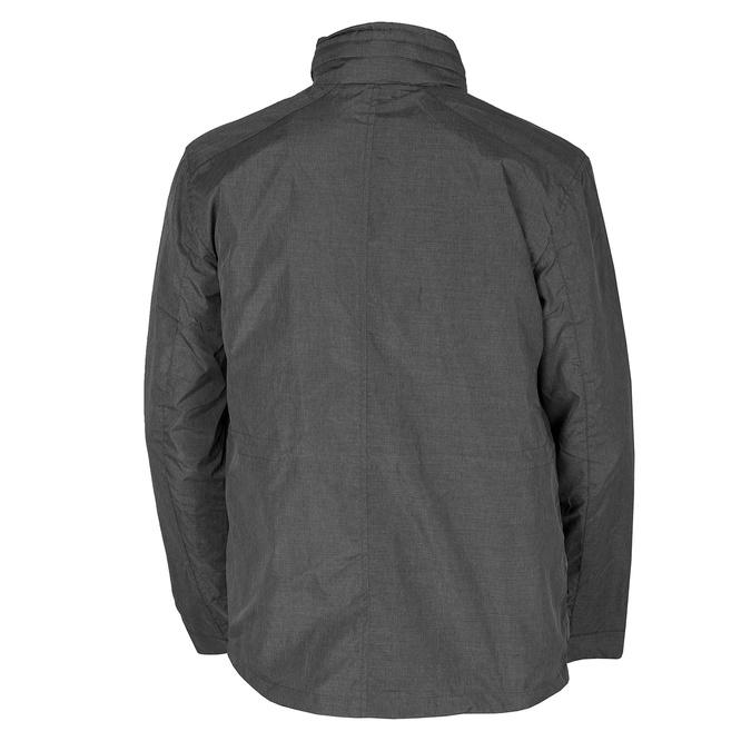 Pánská textilní bunda šedá bata, šedá, 979-2137 - 26