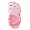 Dívčí růžové sandály se žabičkou coqui, růžová, 272-5650 - 17