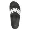 Pánské nazouváky černo-bílé bata, černá, 861-1601 - 17