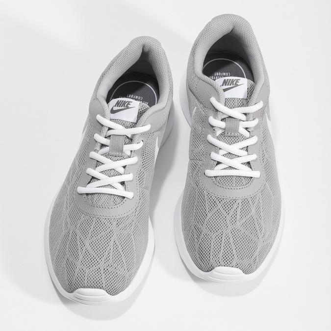 Dámské šedé tenisky nike, šedá, 509-2105 - 16
