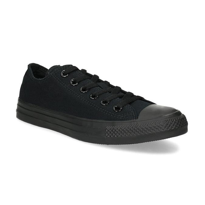 7fcafd56544 Converse Černé plátěné tenisky dámské - Converse