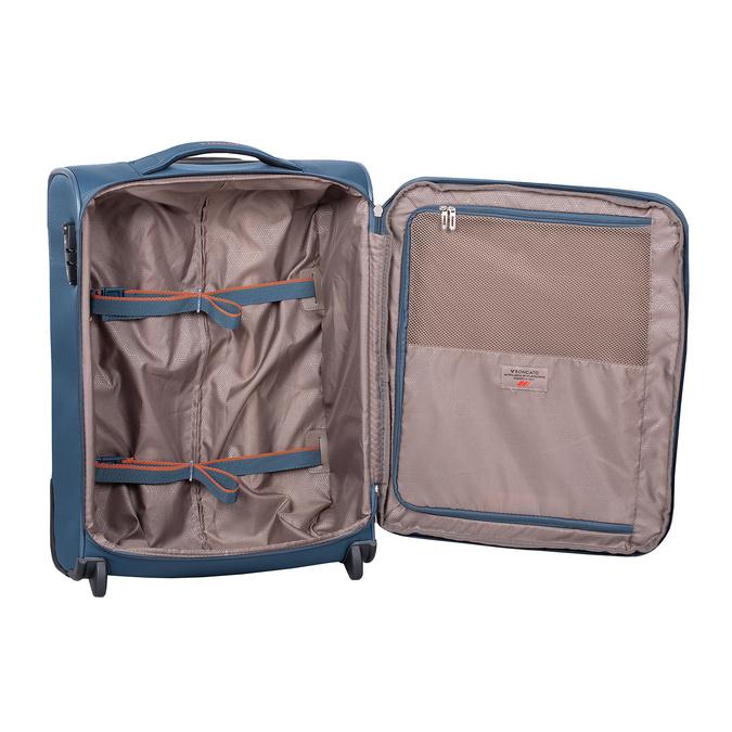 Palubní kufr tyrkysový roncato, modrá, 969-9722 - 17
