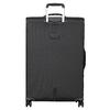 Středně velký textilní kufr na kolečkách roncato, černá, 969-6710 - 26
