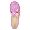 Růžové dětské přezůvky se vzorem bata, růžová, 279-5129 - 17