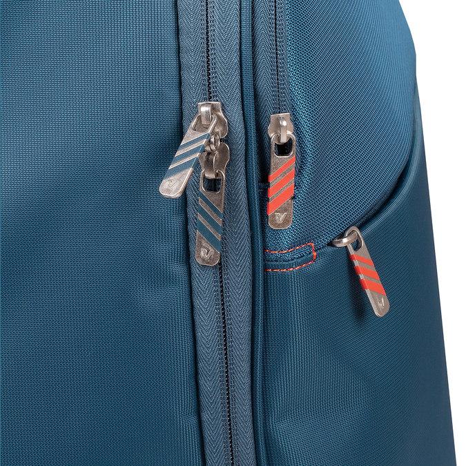 Batoh a kufřík v jednom roncato, modrá, 969-9724 - 15